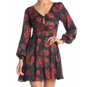 NWT FP Morning Light Mini Dress